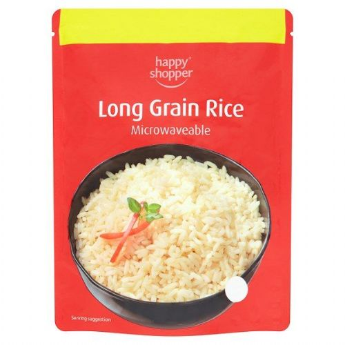 Happy Shopper Long Grain Rice  (UK)
